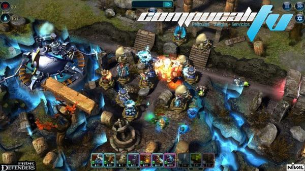 Prime World Defenders PC Full Reloaded