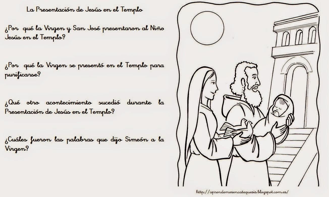 Moderno Colorear Jesús En El Templo Ideas - Dibujos Para Colorear En ...