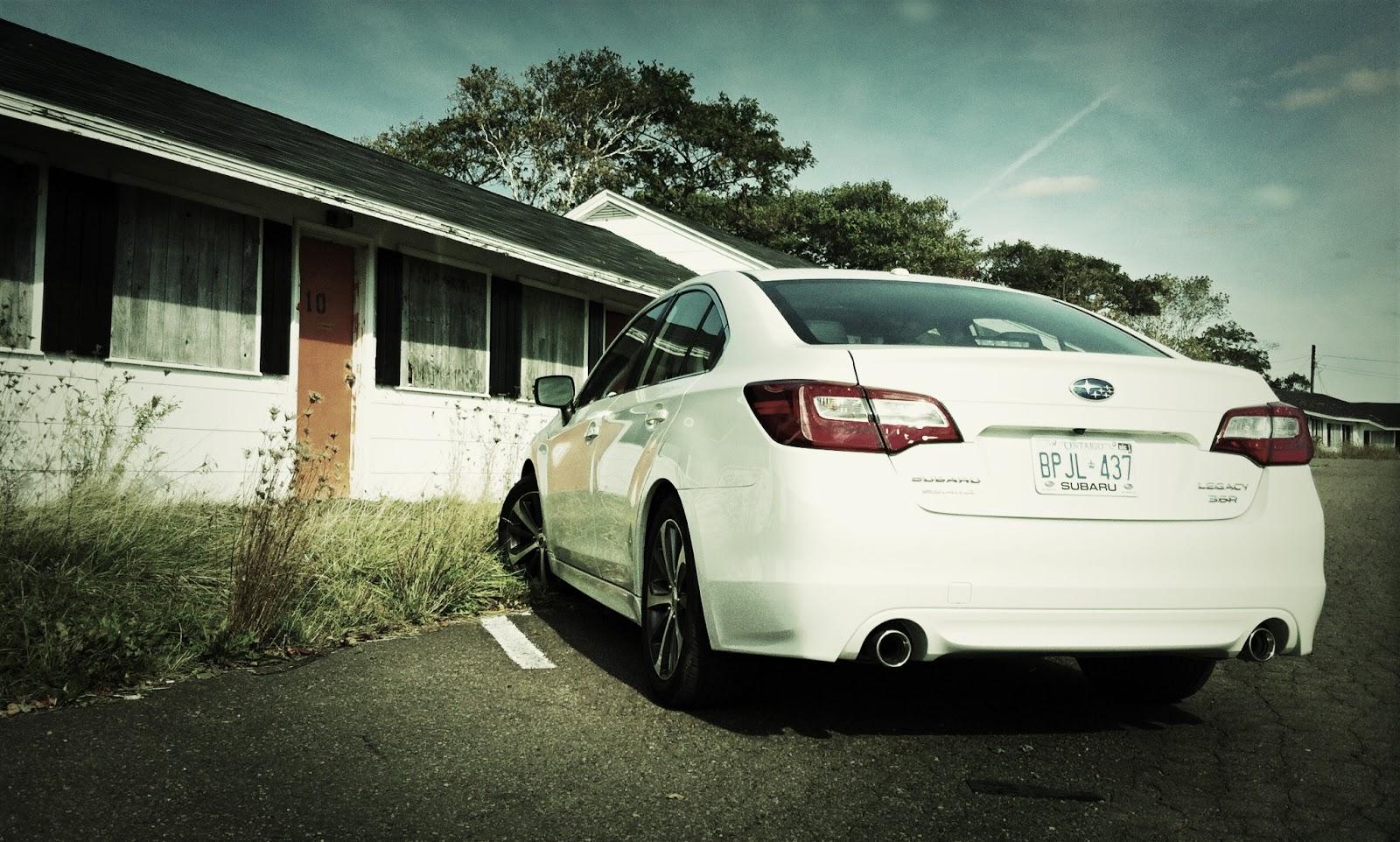 2015 Subaru Legacy 3.6 R Limited