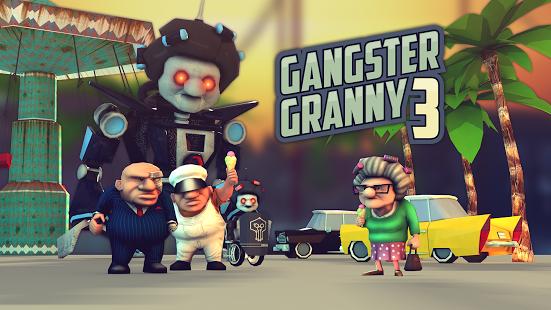 Gangster Granny 3 v1.0.0 Apk + Data SD