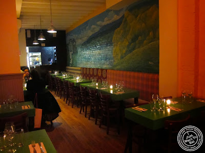 image of Table Verte, French vegetarian restaurant in NYC, New York