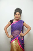 Madhulagna Das Half Saree photos-thumbnail-17