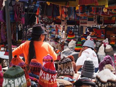 Mercado de Otavalo (Ecuador)