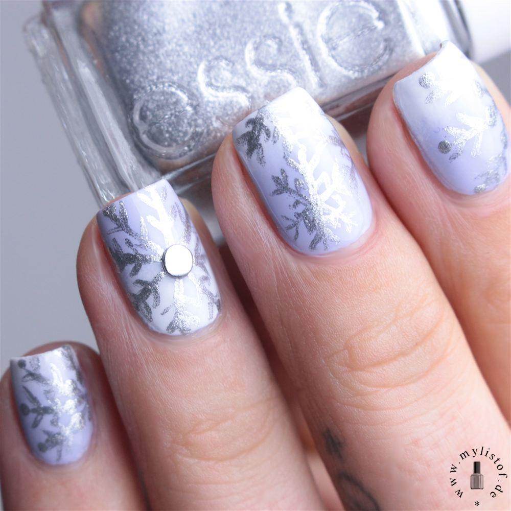 My List Of ....: [ Nagel(lack) - ABC ] Essie Winter Nails