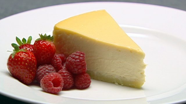 ... Reader: Weekend Cooking: Classic Baked Cheesecake and Cooking Tips