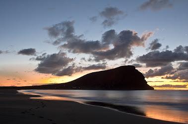 Playa de la Tejita - Isla de Tenerife