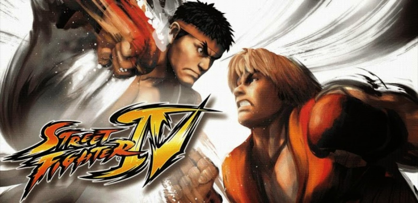 STREET FIGHTER IV HD Apk Data Android Games