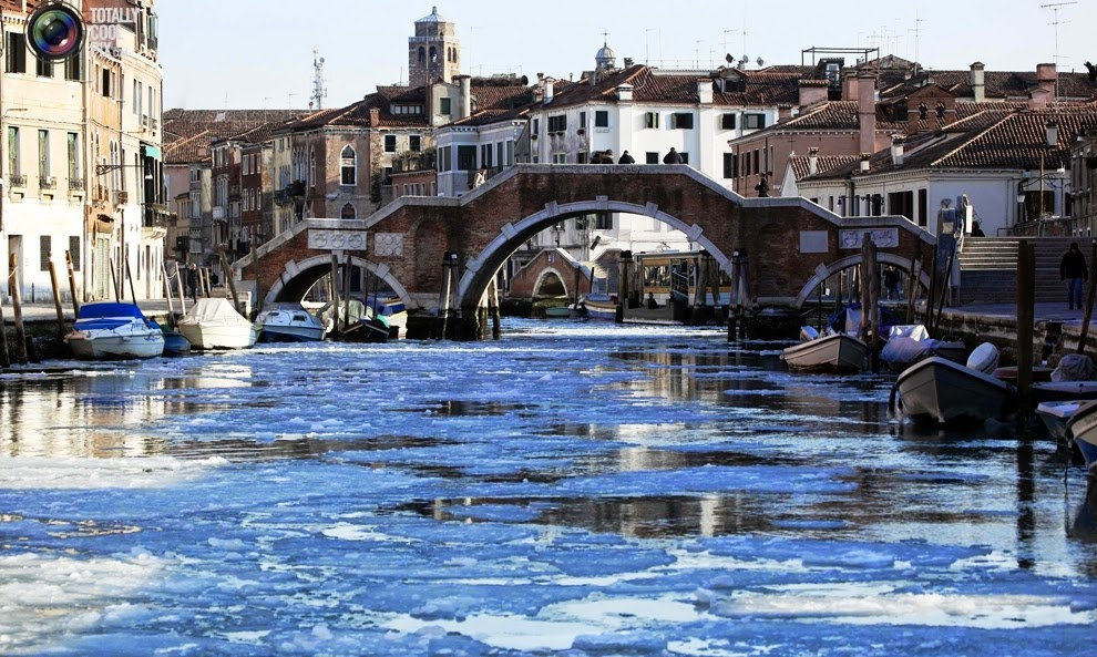 O Clima em Veneza