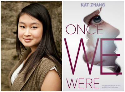 Kat Zhang's Publication Story & Advice for Aspiring Writers + giveaway!