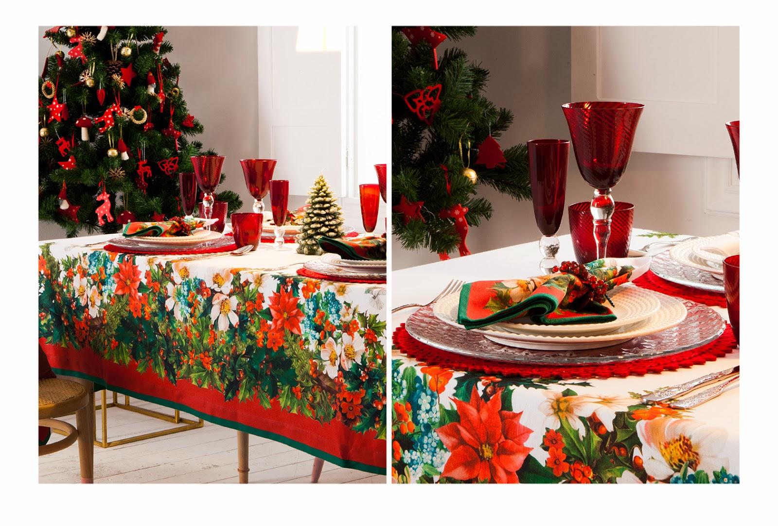 Home lifestyle especial de navidad zara home - Decoracion mesa de navidad ...