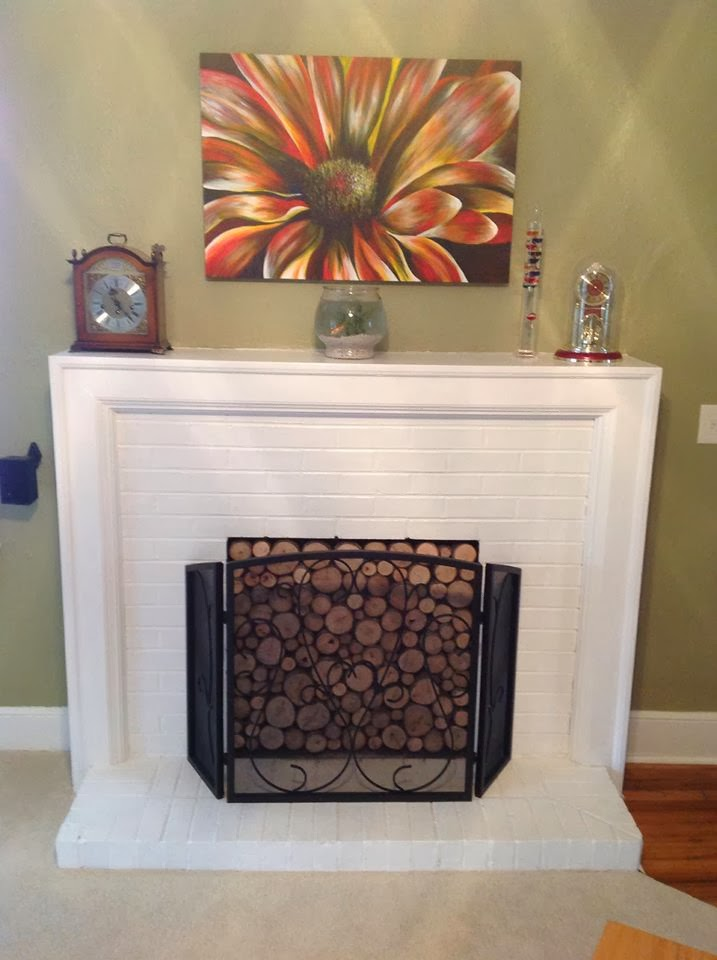 how to cover a fireplace 25 best ideas about fireplace