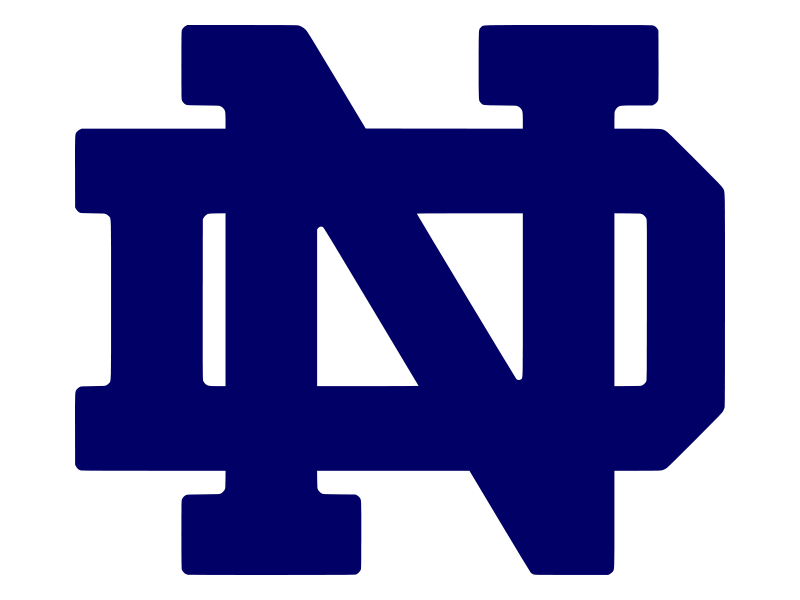 ncaa football logo nbc sports notre dame