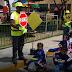 Implementan patios temáticos para enseñar reglas de tránsito a infantes