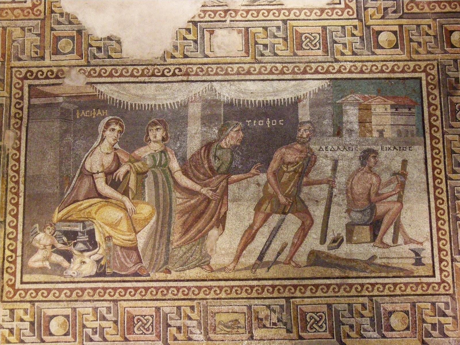BIKE CLASSICAL: Zeugma Belkis on the Euphrates