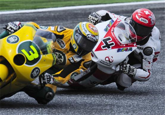 Hertz and MotoGP for another years extension