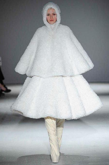 gareth pugh, fall 2014 rtw, paris fashion wek