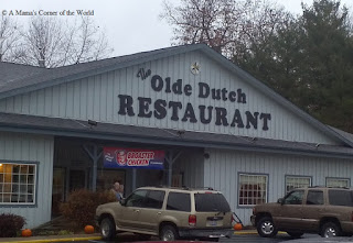 Olde Dutch Restaurant Review Logan, Ohio