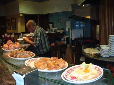 Viagem gastronômica por Portugal e Espanha