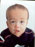 Zekiel age 1, waiting in China