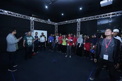 Kem Pembangunan Remaja Kreatif 2015 #KAMERA2015 MMU Nusajaya