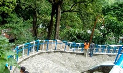 tempat wisata di nganjuk air terjun sedudo