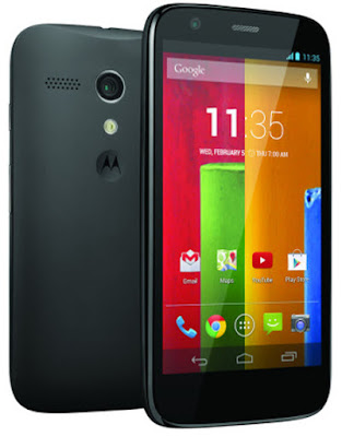 Motorola Moto G Dual SIM complete specs and features