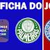 Ficha do jogo: Palmeiras 1x1 Bahia - Campeonato Brasileiro 2014