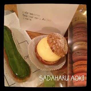 Paris Gourmandise by LaNantaise - Sadaharu Aoki