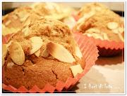 I FIORI DI LOTO .: Muffin integrali con farina di farro limone e miele