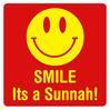 Mari kita tersenyum