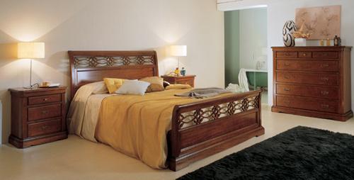 Come arredare casa marzo 2012 - Camera da letto stile classico ...