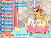 Trò chơi làm bánh kem cưới, tro choi lam banh kem