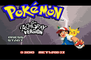 FireRed Hack - Pokemon AshGray Version [English] 95570005