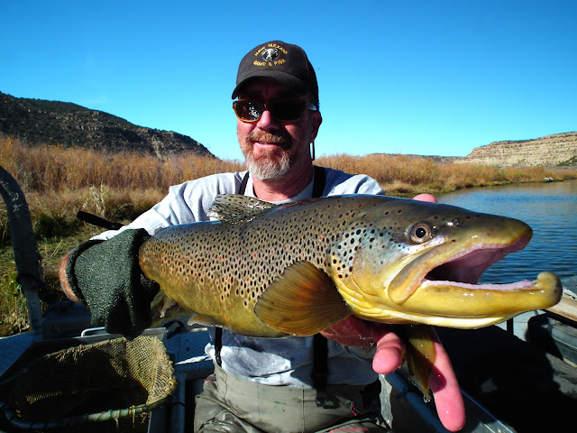 Licensed to fish nm game fish officers take stock of for New mexico department of game and fish