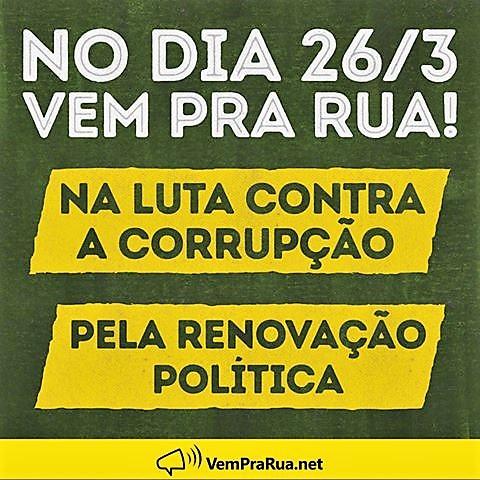 Brasil e Mundo: 26 de março