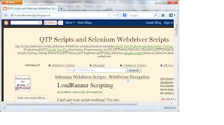 Selenium Scripts,Resize Browser