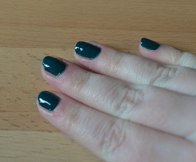 No7 Totally Teal nail varnish