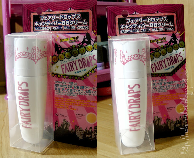 FairyDrops Candy Bar BB Cream Review