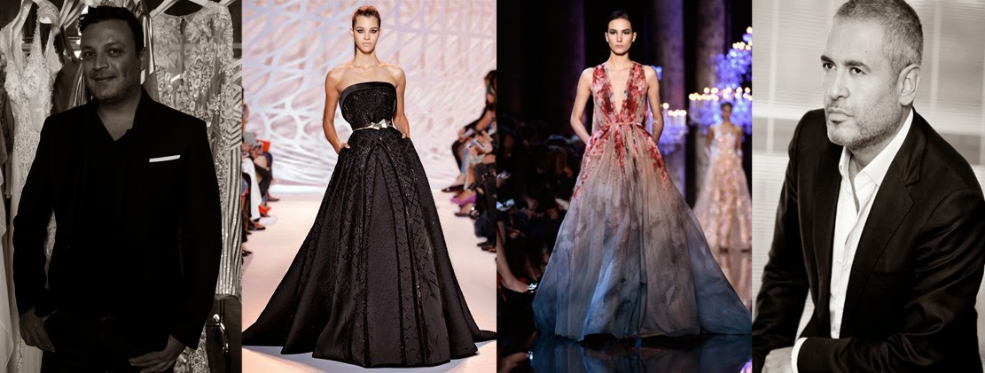 Eniwhere Fashion - Elie Saab - Zuhair Murad - Paris