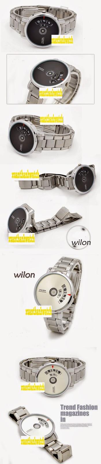Đồng hồ WILON 938