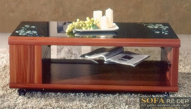 Bàn sofa gỗ 008HP