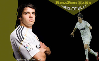 Ricardo Kaka Wallpaper 2011 2