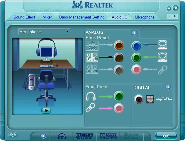 realtek audio driver windows 7 64 bit