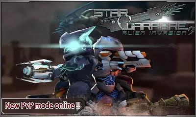 Star Warfare : Alien Invasion HD v2.70 Apk Download