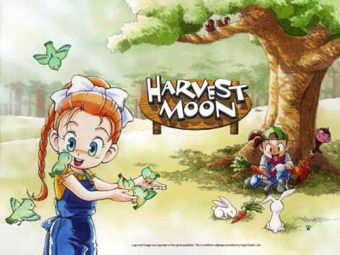Game Harvest Moon Ps1 Games Harvest Moon Back to