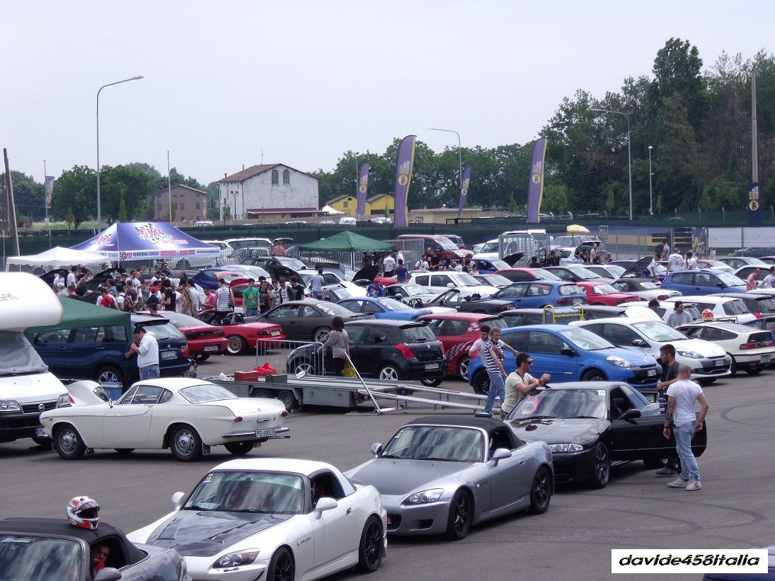 Circuito Modena : Davide458italia: japanese cars meeting at autodromo di modena video