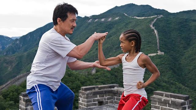 Adegan Terakhir Film Karate Kid Yang Tidak Ditayangkan