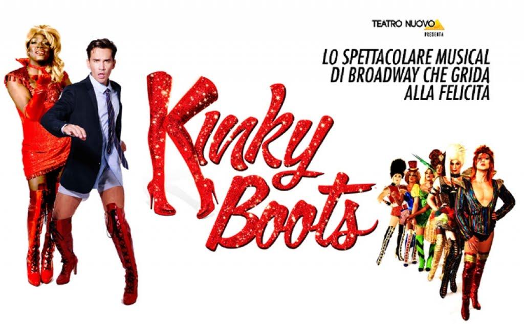 """""""KINKY BOOTS"""" regia di Claudio Insegno"""