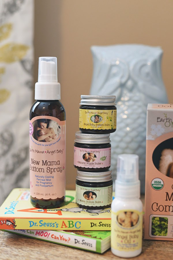 Earth Mama Angel Baby Products