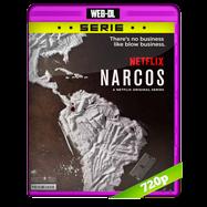 Narcos (2015) Temporada 1 COMPLETA WEB-DL 720p Audio Latino